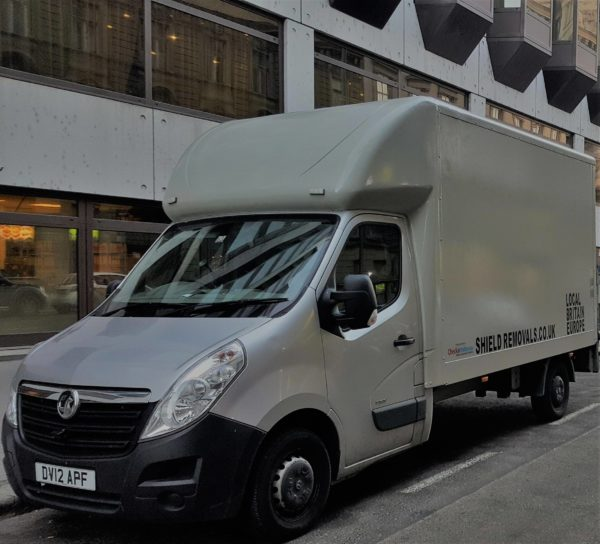 Removals in London shieldremovals.co.uk